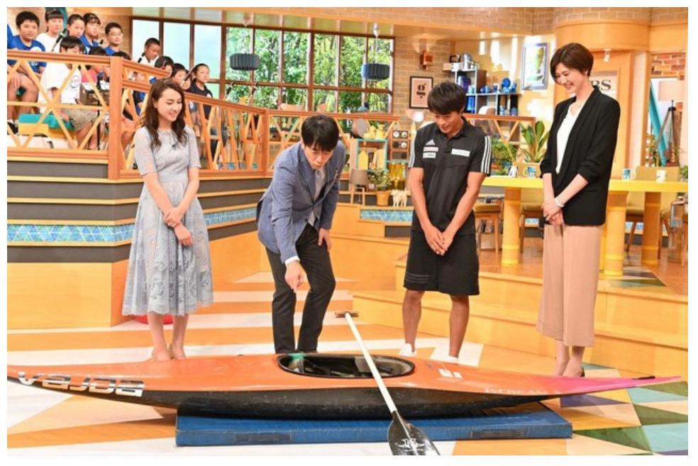2019年8月「東京VICTORY」TBSテレビ