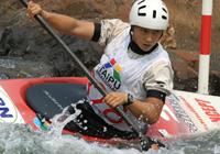 2008年北京オリンピック4位 竹下百合子選手